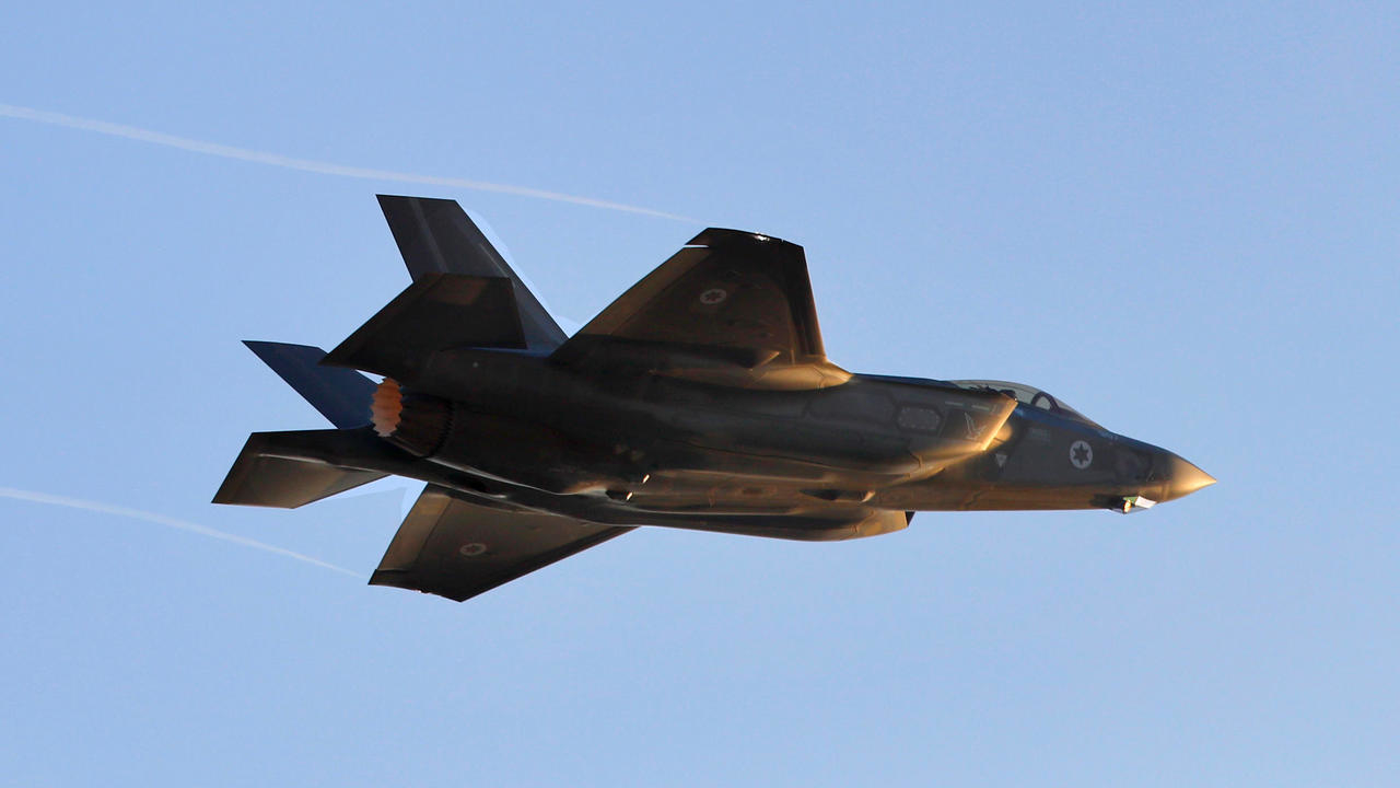 F-35 hiccup on road to Israel-UAE accord