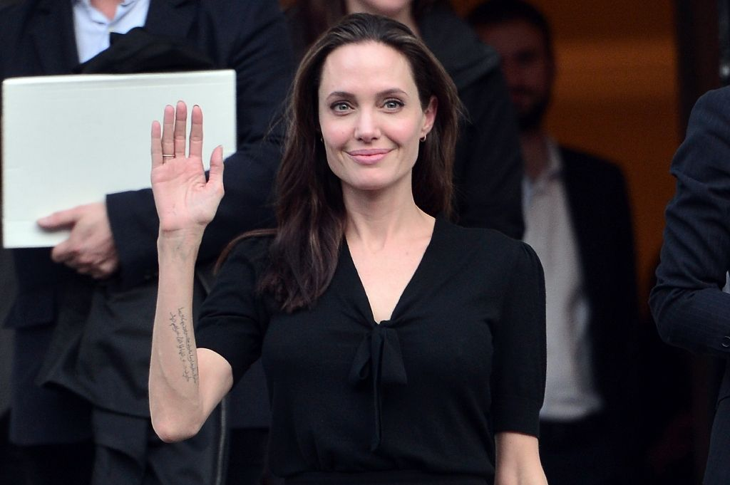 Angelina Jolie named visiting professor of London university